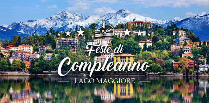 Compleanno sul Lago Maggiore