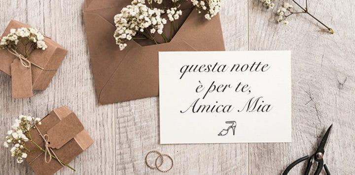 Frasi Matrimonio Amica Del Cuore.Frasi Per Addio Al Nubilato Divertenti E Originali