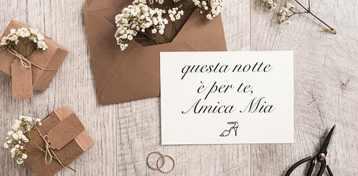 Frasi Matrimonio Originali.Frasi Per Addio Al Nubilato Divertenti E Originali