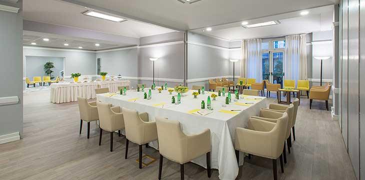 Silva Hotel Splendid Spa & Congressi