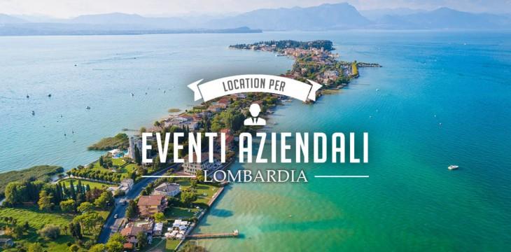 Eventi aziendali in Lombardia