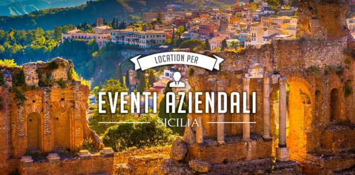 Eventi Aziendali in Sicilia