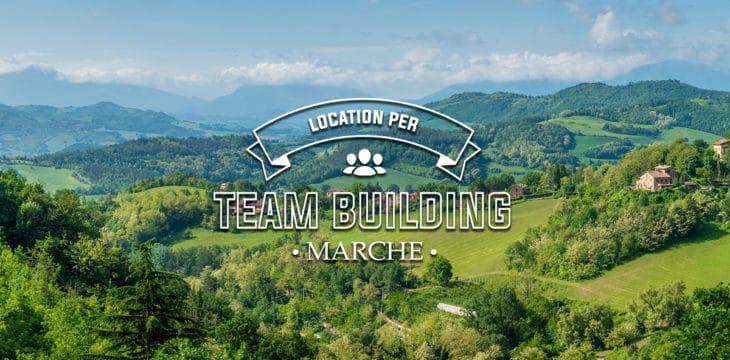 Team building nelle Marche