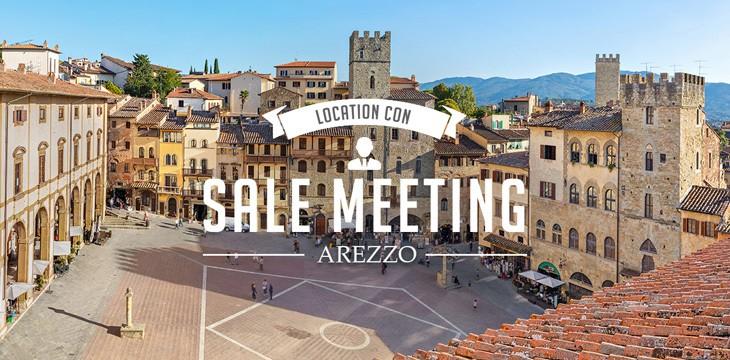 sale meeting ad arezzo