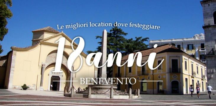 Festa dei 18 anni a Benevento