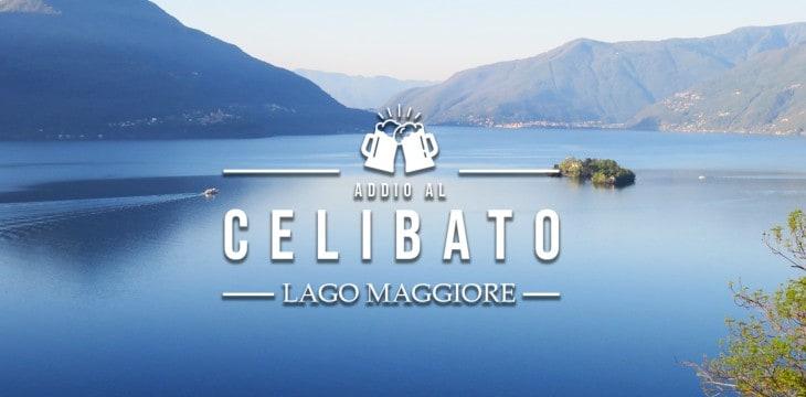 Addio al celibato sul Lago Maggiore