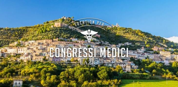 Congressi Medici nel Lazio