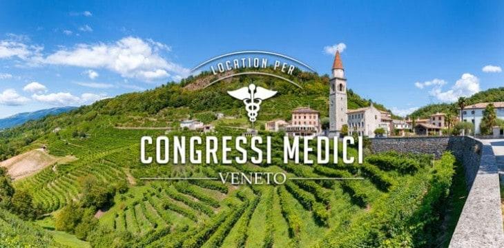 Location per Congressi Medici in Veneto