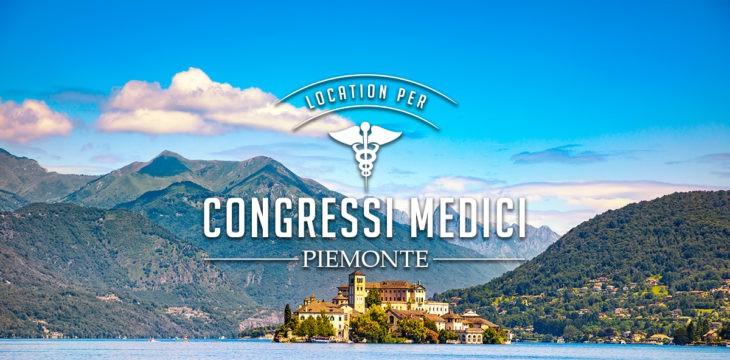 location per congressi medici piemonte