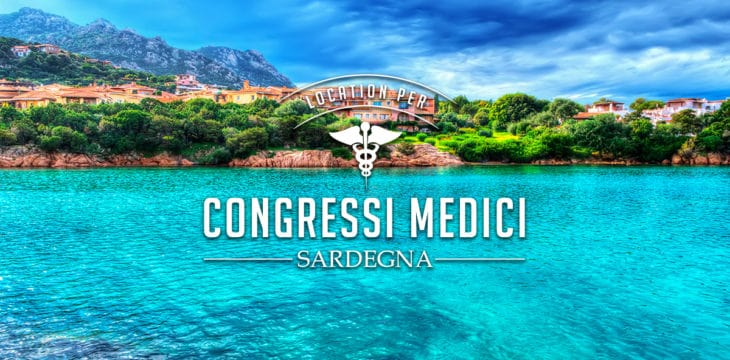 Location per congressi medici in Sardegna