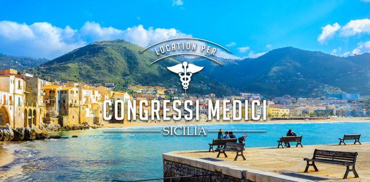 location per congressi medici in Sicilia