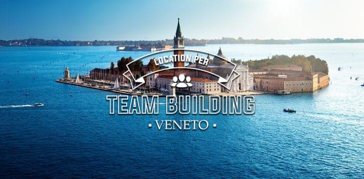 location per team building veneto