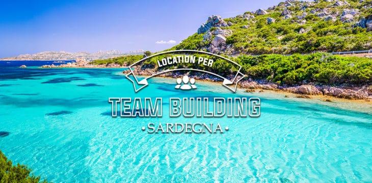 location per team building sardegna