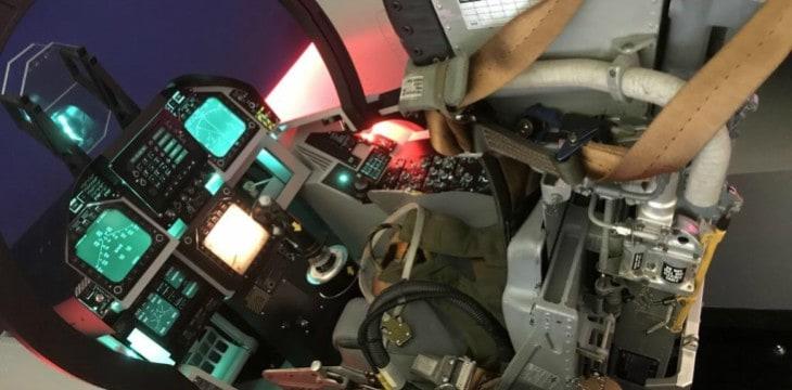simulatore di volo Bergamo