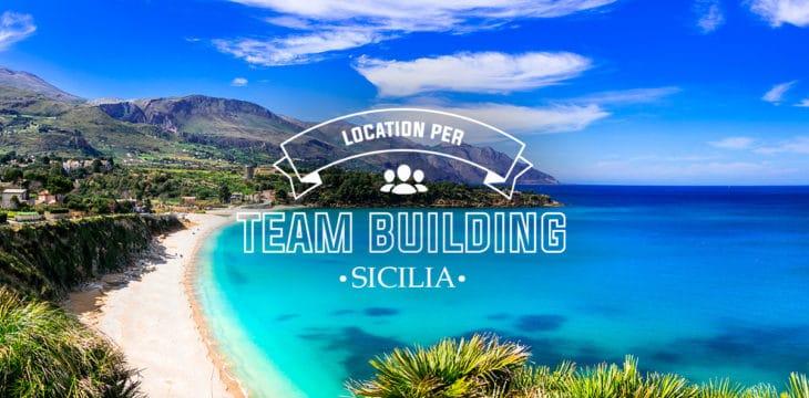 team building sicilia