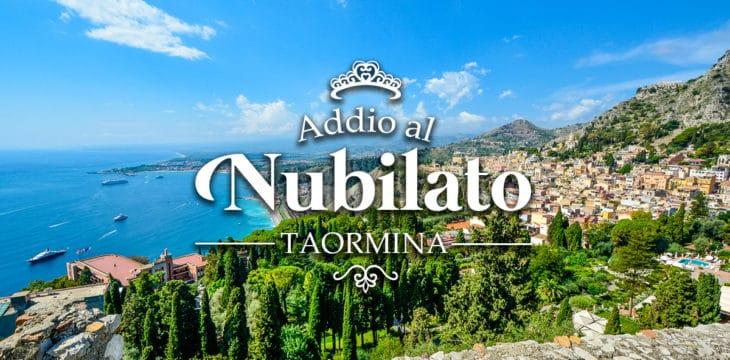 Addio al nubilato Taormina