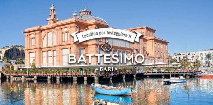 Battesimo a Bari