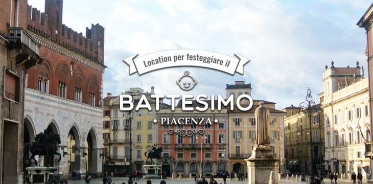 Battesimo a Piacenza