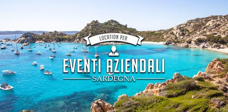 Eventi aziendali in Sardegna