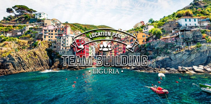 Team Building Liguria