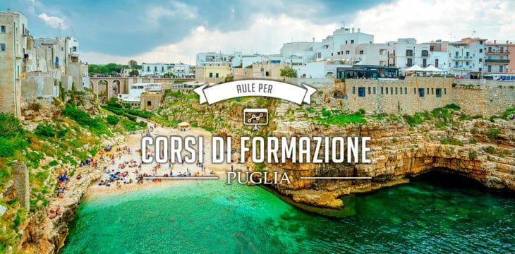 Corsi di formazione in Puglia