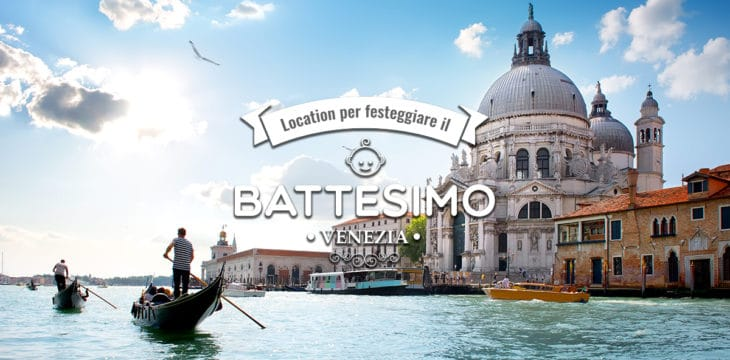 Battesimo a Venezia