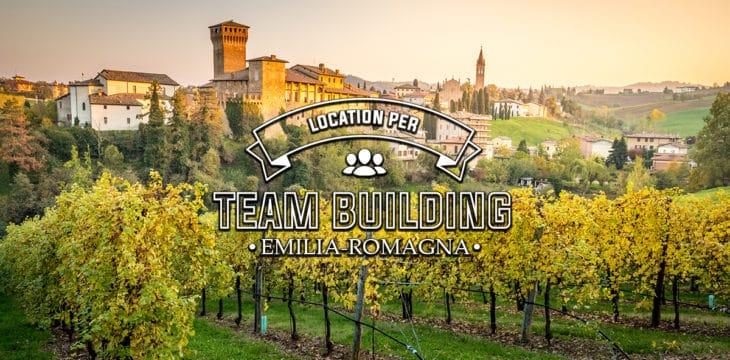 Team building in Emilia Romagna