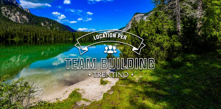 Team building in Trentino