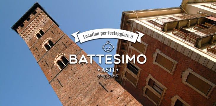 Battesimo ad Asti