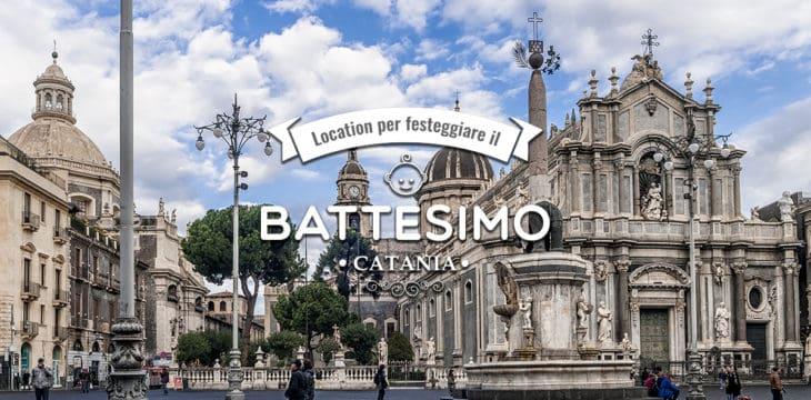 Battesimo a Catania