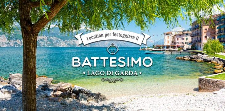 Battesimo sul Lago di Garda
