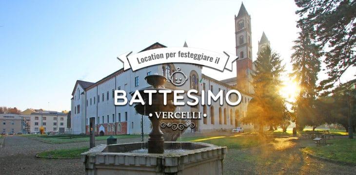Battesimo a Vercelli