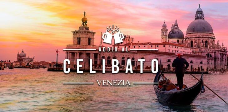 addio al celibato a venezia