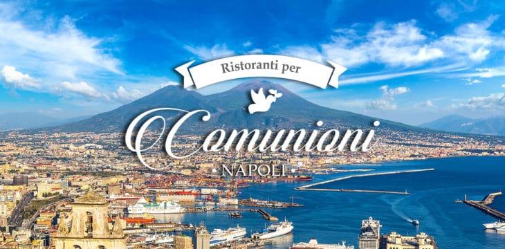 Comunione a Napoli