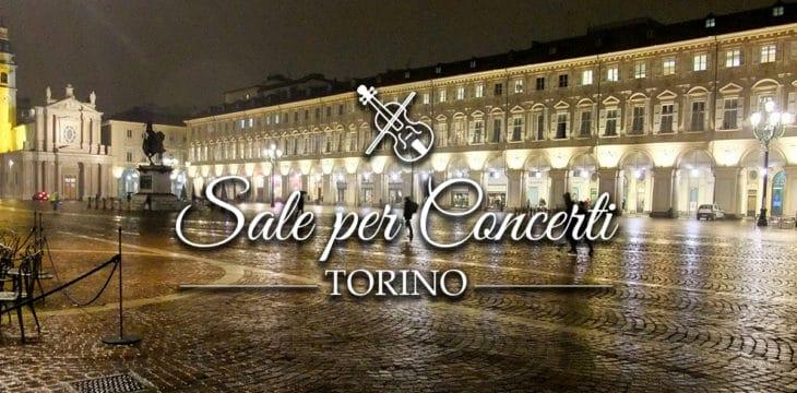 Sale per concerti a Torino