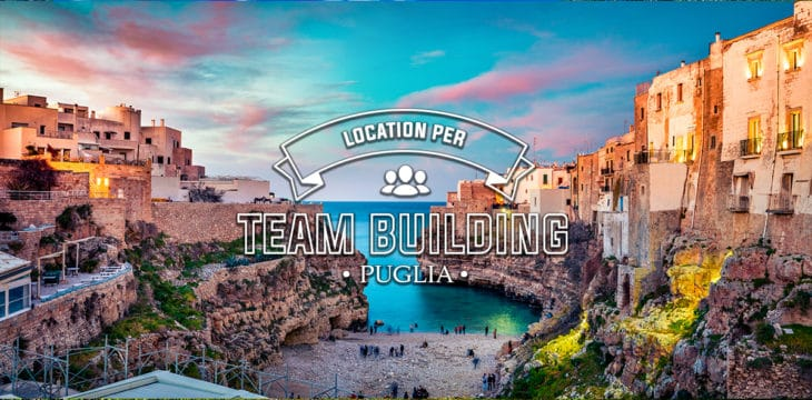 Team Building in Puglia