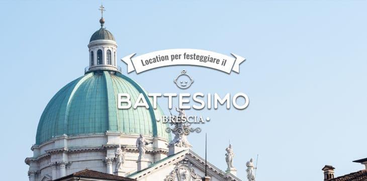 Battesimo a Brescia