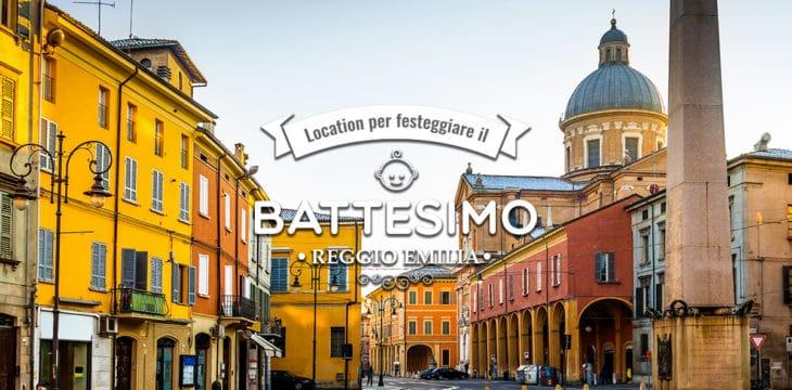 Battesimo a Reggio Emilia