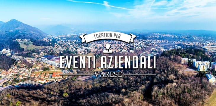 Eventi aziendali a Varese