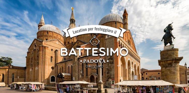 Battesimo a Padova