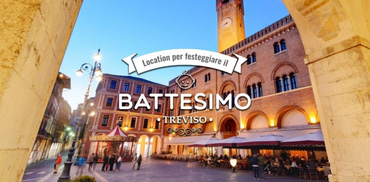 Battesimo a Treviso