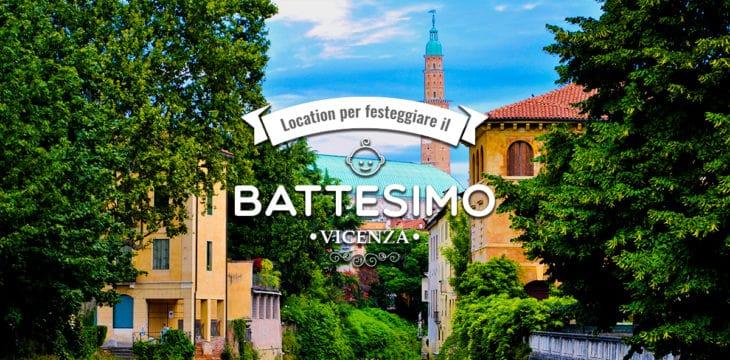 Battesimo a Vicenza