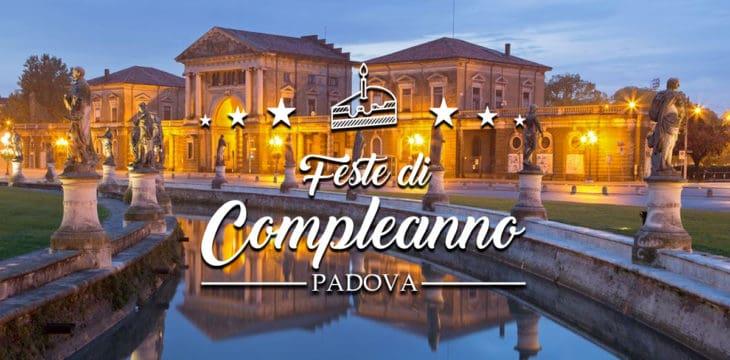 Compleanno a Padova