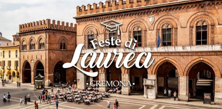 Festa di laurea a Cremona