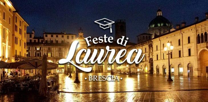 Festa di laurea Brescia