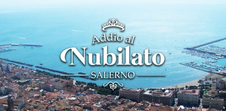 Addio al Nubilato a Salerno copertina