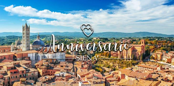 Anniversario a Siena