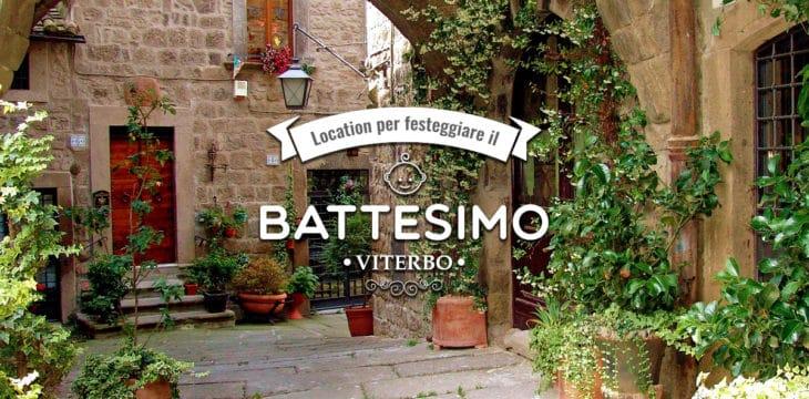 Battesimo a Viterbo