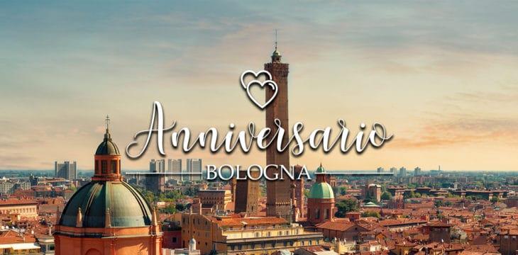 vista panoramica di Bologna