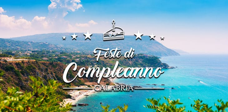 Compleanno in Calabria